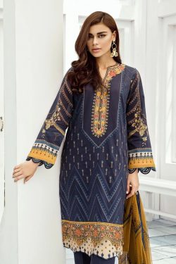 Barooq einter collection 2019