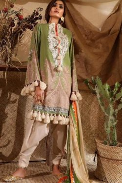 Sana safinaz winter collection 2019