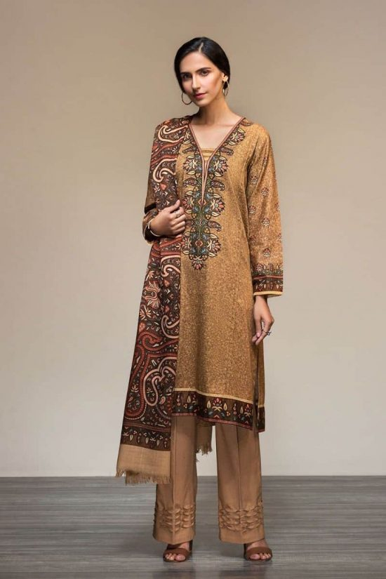 Nishat Summer collection 2020