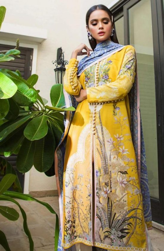 sana safinaz spring collection 2020