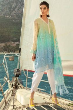 maria b embroided lawn collection 2020