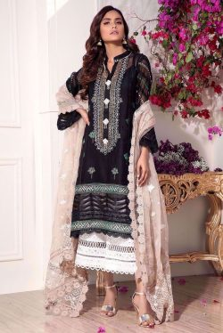 Anas Abrar lawn collection 2020